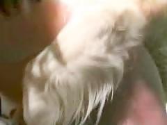 Una tetuda para el can